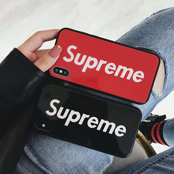 supreme iphone xケース 保護ケース