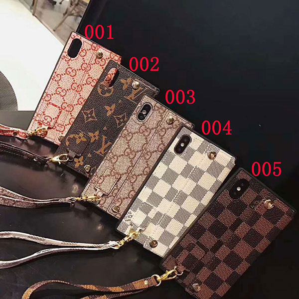 gucci iphone x/8/8plus 手帳型ケース