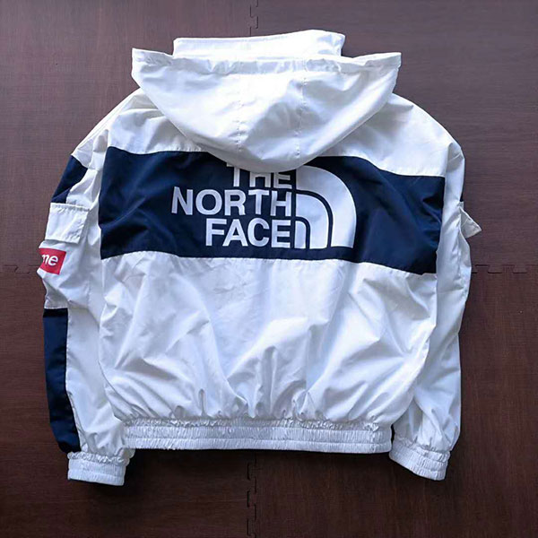 Supreme&THE NORTH FACEジャケット